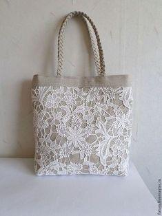 Patchworked fabric bag with Sashiko stitching. Patchworked fabric bag with Sashiko stitching. Patchworked fabric bag with Sashiko… - Patchwork Bags, Quilted Bag, Bag Quilt, Lace Bag, Denim Handbags, Wedding Bag, Bag Patterns To Sew, Patchwork Patterns, Denim Bag