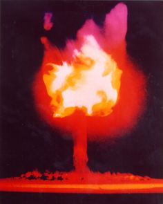 "nuclear test ""Fox"" of Operation Ranger. was the fourth American nuclear test series. It was conducted in 1951 and was the first series to be carried out at the Nevada Test Site. Nuclear Test, Nevada Test Site, Weapon Of Mass Destruction, February 6th, Ranger, History, World, Fox, Historia"