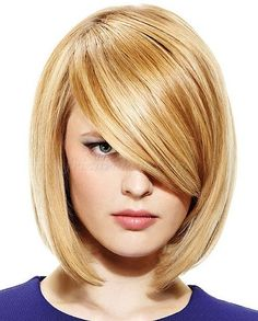 félhosszú+frizurák+egyenes+hajból+-+hosszú+bubifrizura
