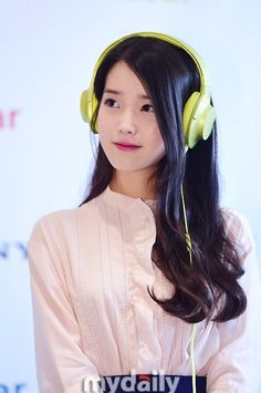 IU Sony audio Event 151005