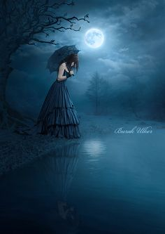 Lost in the Night by BurakUlker.deviantart.com on @deviantART