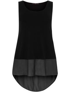 this top is instant chic: Pair it with black tights with boots and long jacket for day, heels or flats with a blazer for night.