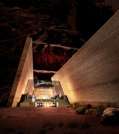 Wadi Rum Desert Resort by Oppenheim