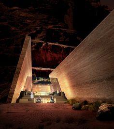 Wadi Rum Desert Resort by Oppenheim