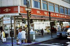 Woolworth in downtown New Rochelle.