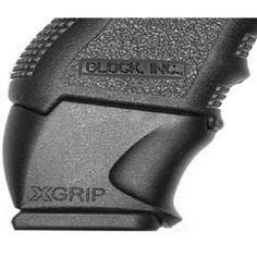 X-Grip Magazine Grip Adapter for GLOCK 26 and 27, Black