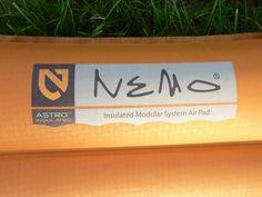 Matelas gonflants et autogonflants Nemo