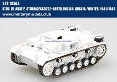 STUG III AUSF.E Sturmgeschutz-Abteilung184 Russia Winter 1941/1942 Trumpeter 36142