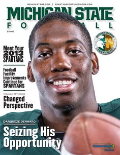 Darqueze Dennard Spartan Football (MSU_Football) on Twitter
