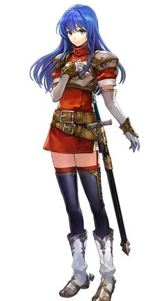 View an image titled 'Caeda Art' in our Fire Emblem Heroes art gallery featuring official character designs, concept art, and promo pictures. Fire Emblem Characters, Dnd Characters, Female Characters, Anime Warrior, Warrior Girl, Fantasy Rpg, Fantasy Girl, Fantasy Fighter, Shadow Dragon