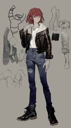 Character Design References, Character Art, Character Illustration, Illustration Art, Estilo Anime, Image Manga, Drawing Reference Poses, Character Design Inspiration, Pretty Art