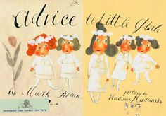 Advice to Little Girls >> The 13 Best Children's, Illustrated, and Picture Books of 2013   Brain Pickings