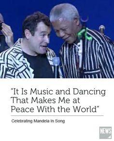 Celebrating Mandela in Song Apartheid, Nelson Mandela, Documentaries, Songs, Celebrities, Inspiration, Biblical Inspiration, Celebs, Song Books
