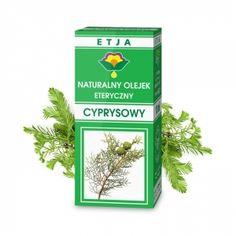 Eteryczny Olejek Cyprysowy 10 ml ETJA
