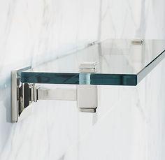 Dillon Glass Shelf  $129