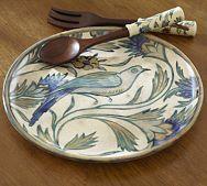 Iznik Serving Platter - Pottery Barn - $49.50