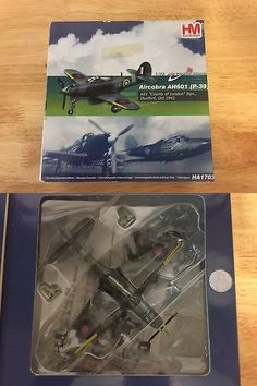 Other Military Aircraft Models 2587: Hobbymaster 1 72 Bell P-39Q Diecast Model Airplane -> BUY IT NOW ONLY: $40 on eBay!