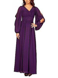 10, Royal Purple, MY EVENING DRESS Women's Scarlett NEW