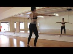 Beginning/Intermediate 4/4 Shimmy Tutorial and Drills by Jolie Roberson of Skirt Full of Fire.