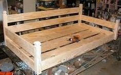 Swing Bed Plans - Bing Images
