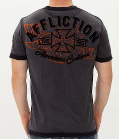 Affliction American Customs Traffic T-Shirt at Buckle.com