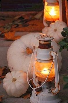 FleaingFrance Brocante Society White pumpkin love
