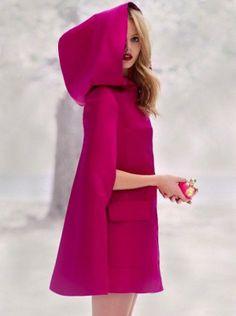 Orquídea radiante, el color del año: Fotos de los modelos