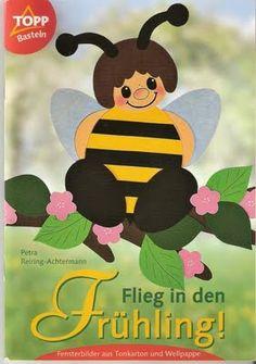 Topp - Flieg in den Fruhling - Anita Brīvniece - Picasa Webalbumok Spring Art, Spring Crafts, Beltane, Book Crafts, Craft Books, Album, Craft Patterns, Diy Crafts For Kids, Minnie Mouse