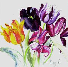 h by rosie sanders sketch