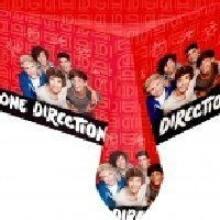 One Direction Tafelkleed - Sisters in Wonderland one direction, direct tafelkle, direct parti
