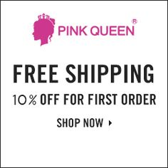 Consumer Warehouse: Pink Queen-free shipping
