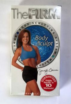 The Firm Body Sculpt #VHS Tape Jennifer Carman #Workout# Exercise #Fitness