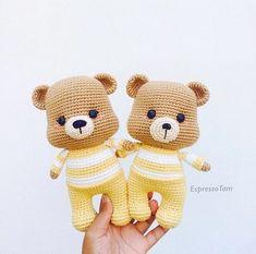 SWEET KNIT Crochet Baby Toys, Crochet Art, Cute Crochet, Crochet Animals, Crochet Dolls, Baby Knitting, Amigurumi Toys, Amigurumi Patterns, Crochet Patterns