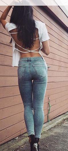 Blusa tiras