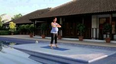 Prenatal Yoga Routine, via YouTube.- love this routine. So gentle and good for your body and soul