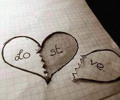 Love Lost. Possible tat design.