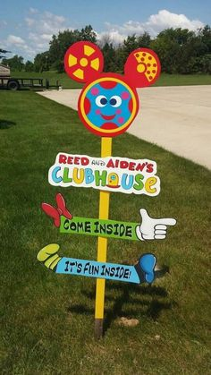 26 mickey mouse clubhouse birthday party