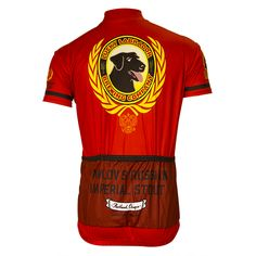 Lucky Labrador Imperial Stout Cycling Jersey - FREE Shipping on great cycling jerseys at cyclegarb.com