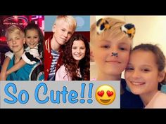 Carson James, Hayley Leblanc, Carson Lueders, Annie Lablanc, Bratayley, Flower Background Wallpaper, My Sister, Cute Couples, Diamond Instagram