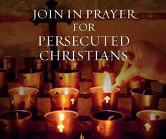 Join in prayer for persecuted christians Persecuted Church, Soli Deo Gloria, Prayer Board, Prayer Warrior, Lord And Savior, All Family, Prayer Request, Names Of Jesus, Christian Life