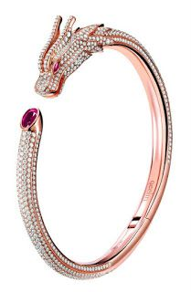 Qeelin - dragon bracelet