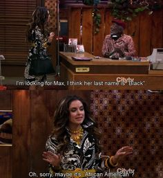 2 Broke Girls peach is so funny Best Tv Shows, Best Shows Ever, Favorite Tv Shows, Movies Showing, Movies And Tv Shows, Broken Girl Quotes, Two Broke Girl, Max Black, I Miss Her