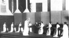 Ondes Martenot Ensemble, Paris 1937 World's Fair.