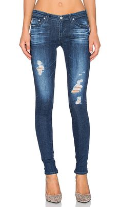 Shop for AG Adriano Goldschmied The Legging in 7 Years Ripped at REVOLVE. Guess Jeans, Ag Jeans, Ripped Jeans, Skinny Jeans, Beste Jeans, Neue Outfits, Adriano Goldschmied Jeans, My Style, Style Box