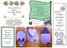 Mice Advice Packet