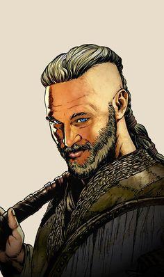 Ragnar Lothbrook Vikings
