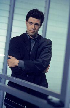 Carlos Bernard as Tony Almeida<3 my fav character on 24