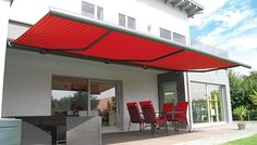 Markilux Awnings | Patio Awnings | Full Cassette | 5010