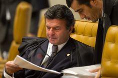 Luiz Fux. Foto: Ed Ferreira/Estadão