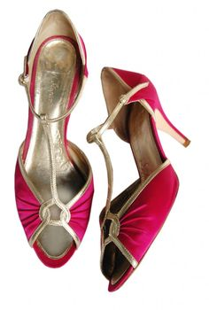 Rachel Simpson shoes in pink - Tilly - I have these!